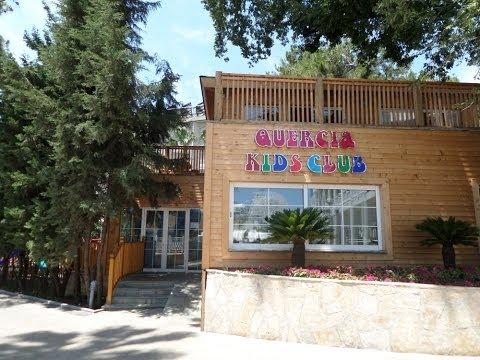 Rubi Platinum Kids Club Quercia (Turkey, Alanya) - Руби Платинум Детский клуб (Турция, Аланья)