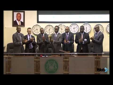 CEOs of NSE and Rand Merchant Bank express delight as CBN grants investing Banking licence