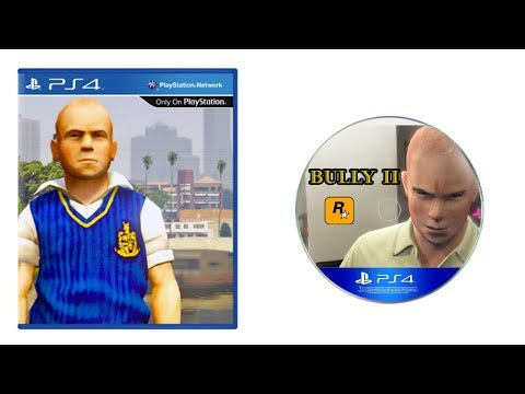 BULLY 2 CONFIRMED 2018? - Bully 2 Potential Leaks