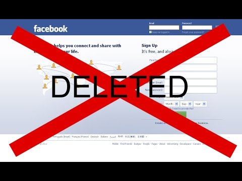 How can you delete pictures from facebook