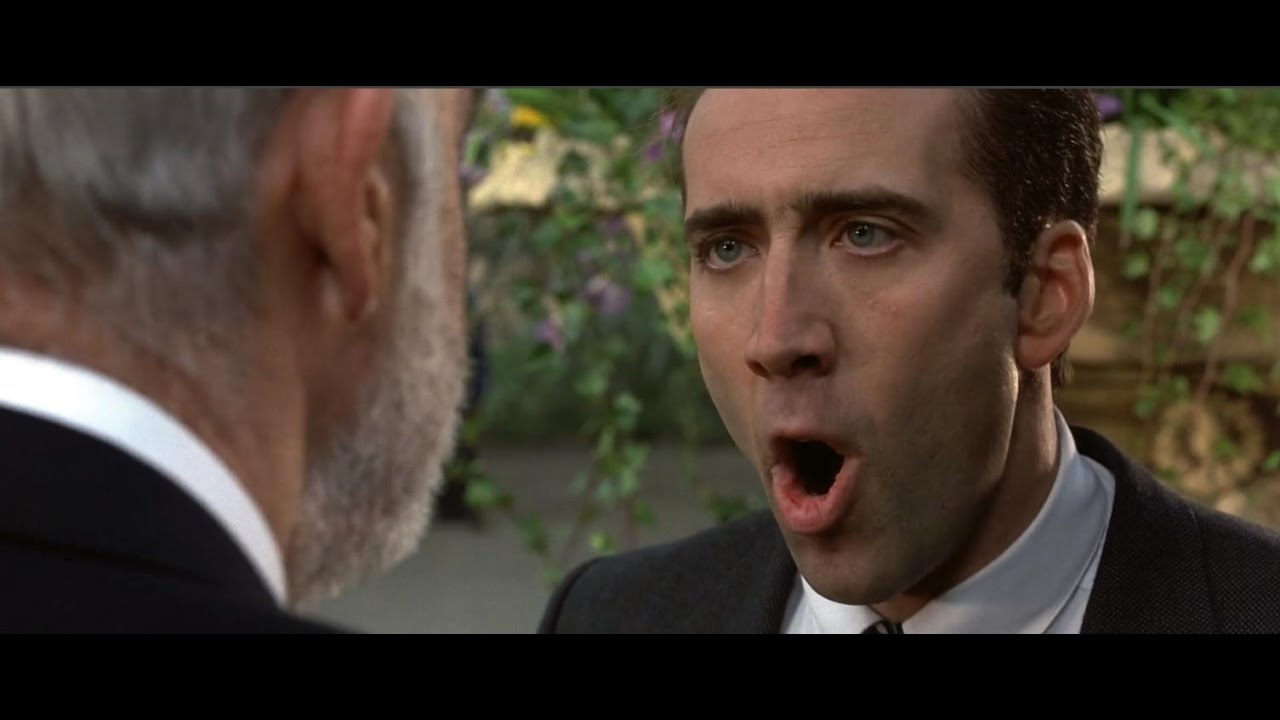 The Rock - 1996 - Nicolas Cage Only (Fan Edit) - YouTube