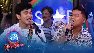"Gabby and Achi perform ""Hi Wala Yan""   Star Hunt Exclusives"