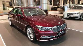 BMW 2017 تغطيه سريعه لوكالة بي ام دبليو في ابو ظبي اكبر صاله بالعالم ونعتذر بدون اسعار