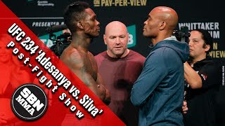 UFC 234 'Adesanya Vs. Silva' Post-Fight Show