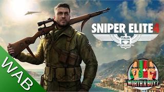 Sniper Elite 4 - Worthabuy?