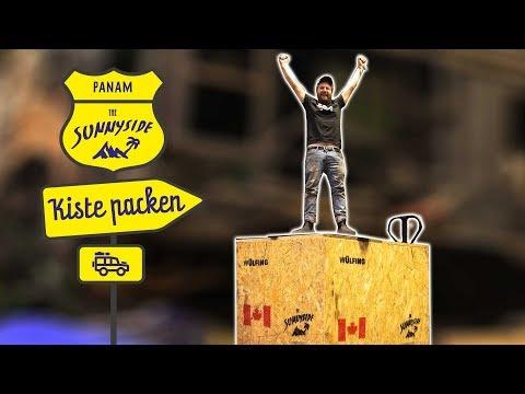 Wir packen unsere Kisten ! | OSB-Platten-Kiste basteln | S4 • E10