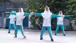 Download Lagu Senam PGRI Part-1 @MTsN 37 Jakarta mp3
