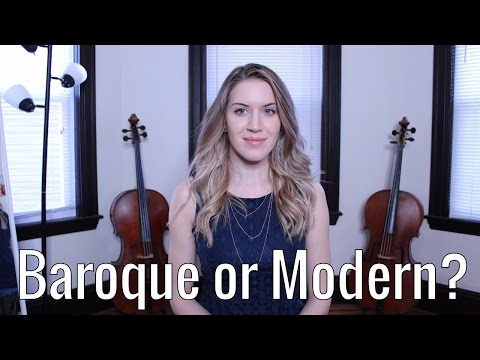 "Should I be a ""baroque"" musician? Baroque vs. Modern String Playing/Music Career"