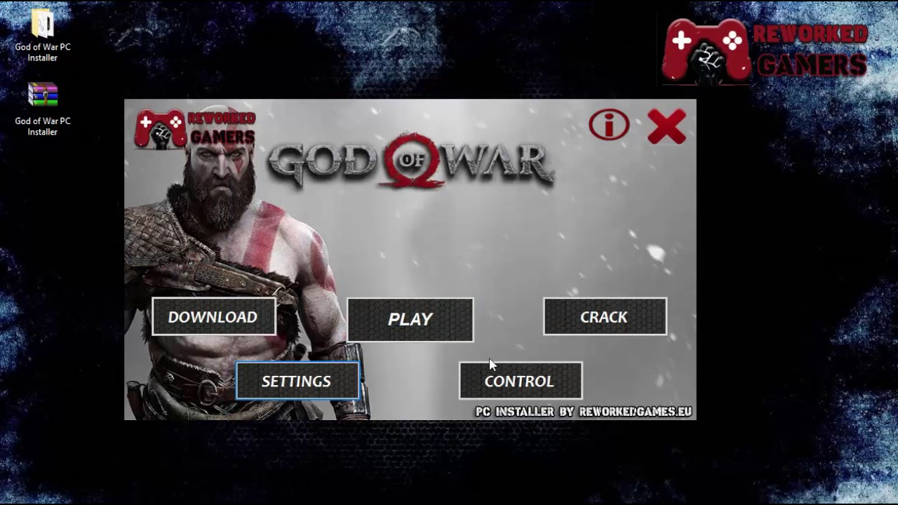 what is the licence key of god of war