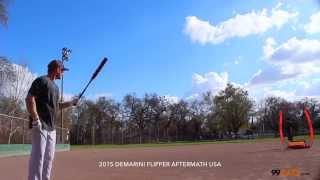demarini 2015 flipper aftermath usa asa slowpitch softball bat wtdxfla 15