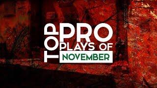 CS:GO - Top PRO Plays of NOVEMBER!