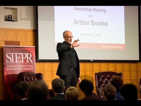 Arthur Brooks: Poverty and Markets