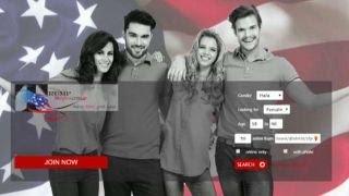 TrumpSingles.com wants to 'make dating great again'