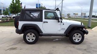 2015 Jeep Wrangler San Antonio, Houston, Austin, Dallas, Universal City, TX C61054A
