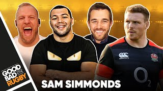 The Extraordinary Year of Sam Simmonds - Good Bad Rugby Podcast #44