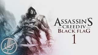 Assassin's Creed 4 Black Flag Прохождение на PC c 100% синхронизацией #1 — Пролог