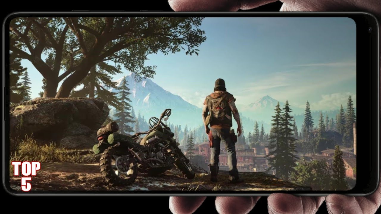 High Graphics   Top 5 New Games For Android in 2020  