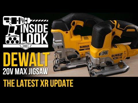 Inside Look: Dewalt 20V Max XR Brushless Jigsaw DCS334 vs DCS331