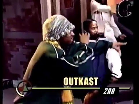 "Outkast 1997 Jazzybelle/""Elevators (Me & You)"""