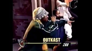 """Outkast 1997 Jazzybelle/""""Elevators (Me & You)"""""""