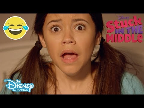 Stuck in the Middle | Harley's Quinceanera 🎉 - Sneak Peek | Disney Channel UK