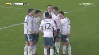 Hull City Vs Manchester United 2--1 All Goals And Highlights 26/01/2017