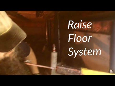 Foundation Repair Epoxy Crack Injection Stabilize Jack Posts Victoria BC
