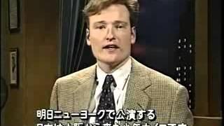 SHONEN KNIFE Late Night with Conan O Brien TV Show.
