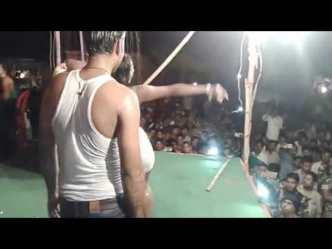 Aayega Maza Ab Barsaat Ka | Arkestra dance In village