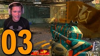 Black Ops 2 Competitive - Part 3 - HUGE CTF SAVES!!