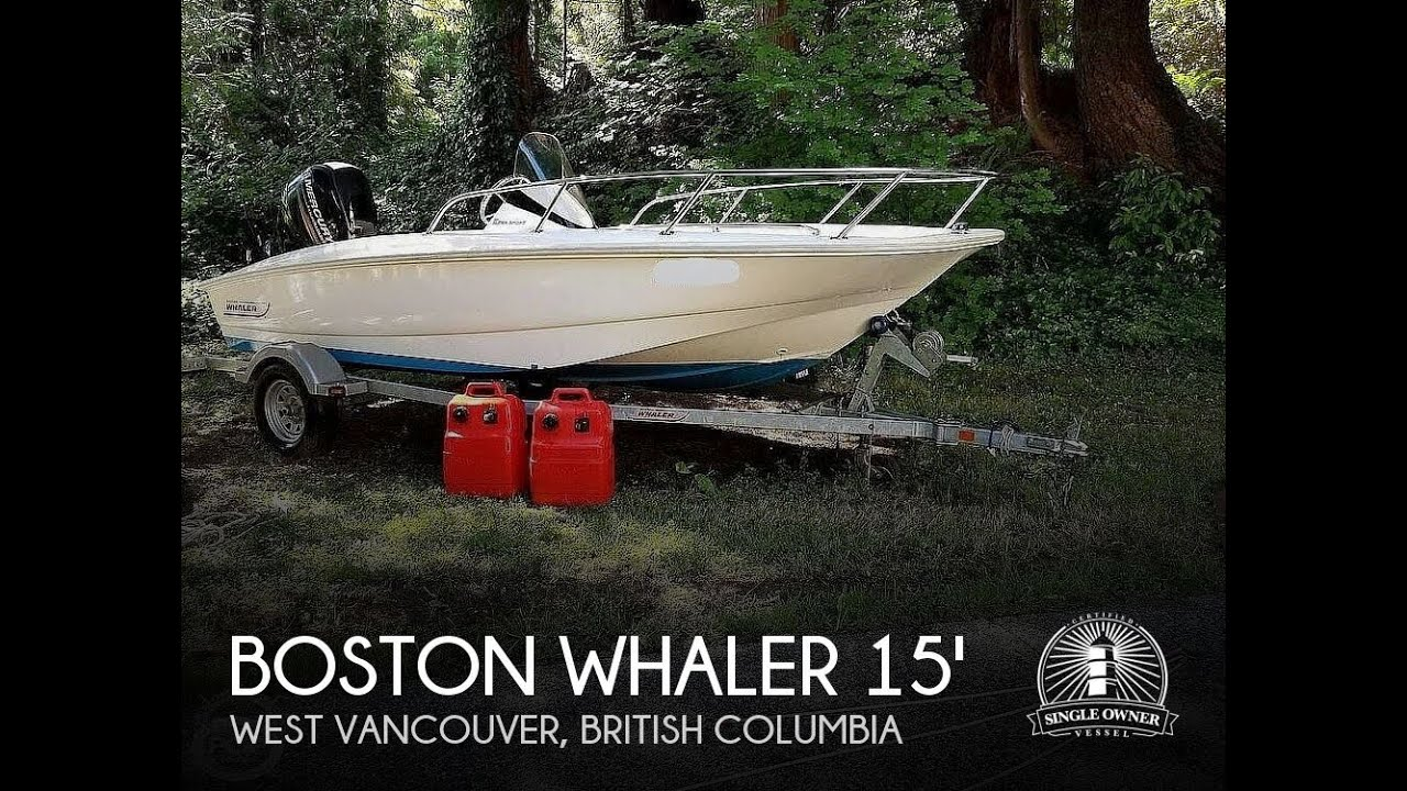 boston whaler 150 super sport boat for sale in west vancouver bc for 19 700 182214 [ 1280 x 720 Pixel ]