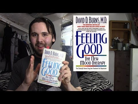 'Feeling Good' by Dr  David Burns - Book Review