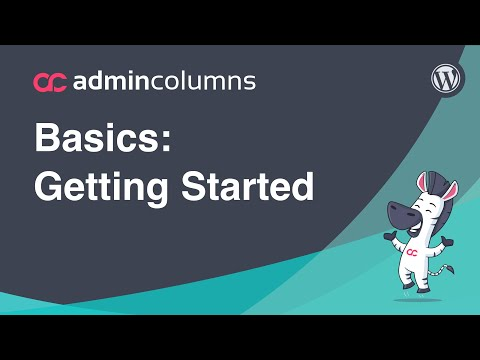 Basics- Getting Started