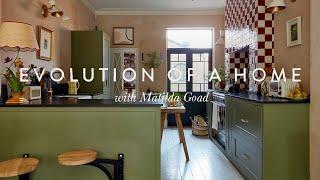How designer Matilda Goad transformed her kitchen   Evolution of a Home: Episode 2   House & Garden
