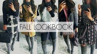 AUTUMN LOOKBOOK   H&M HAUL   WINTER LOOKBOOK   HOW TO LOOK STYLISH & CLASSY