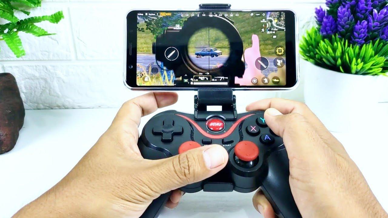Cara Main Game Di Android Menggunakan Gamepad Bluetooth ...
