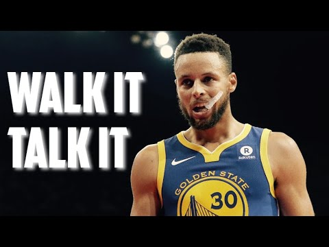 "Stephen Curry Highlights "" Walk It, Talk It "" (Clean)"