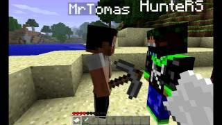 Minecraft Lost World : Серия 6 - Усердные тренировки