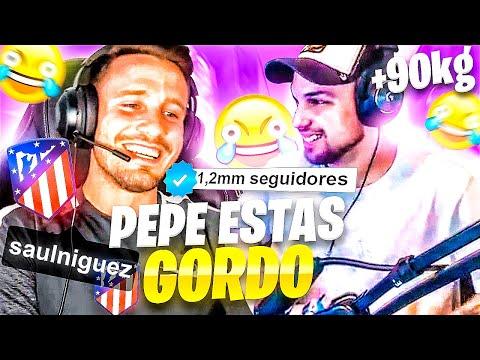 🤣PEPE ESTAS GORDO🤣- Mejores Momentos Twitch España #mejoresmomentos #twitch