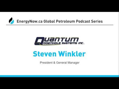 Energy Dialogues by EnergyNow - Quantum Downhole Systems Podcast
