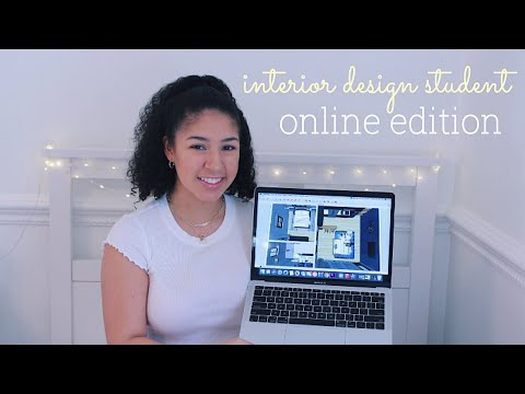 day-in-my-life:-interior-design-student-*online-edition*-|-2020✰