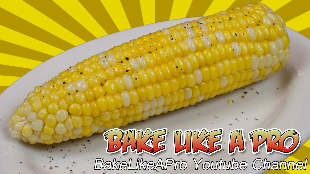 how to cook corn in the microwave youtube