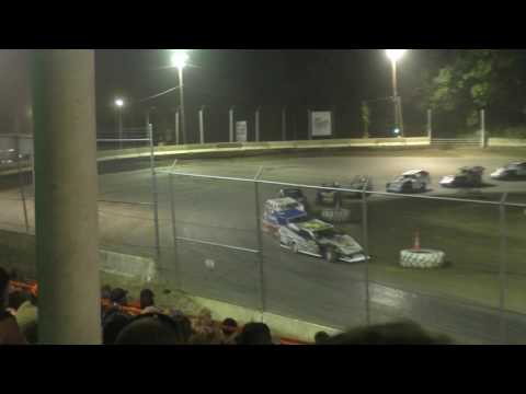 070817 Highland Speedway Modified Feature