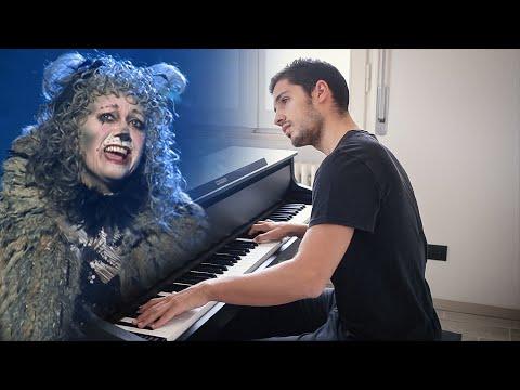 Cats - Memory (Elaine Paige Original Version) | Piano Cover