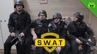 Genau auf den Arsch «» Swat Training # 2 | HD