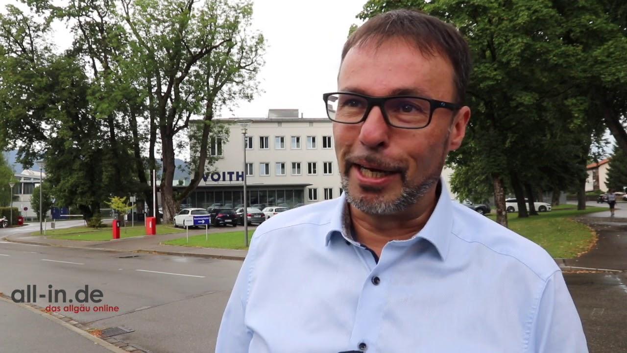 Voith in Sonthofen: IG Metall erfreut über jüngste Entwicklung