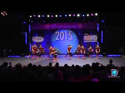 Strut Performing Arts 2015 Senior Small Hip Hop Finals