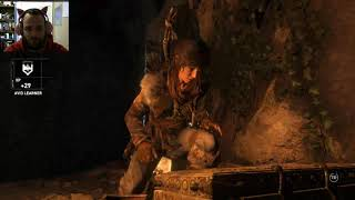 Rise Of The Tomb Raider Part 8: Ancient Cistern!