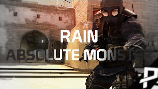 CS:GO rain - Absolute Monster (Fragmovie)