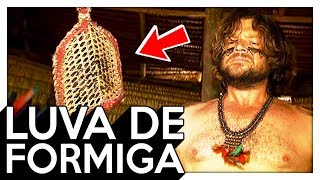 RITUAL DA FORMIGA E O CROCODILO AMERICANO ! ( Pyong Lee 301 )